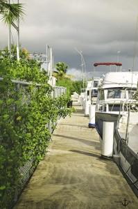florida keys boat ramp and storage