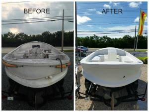 Boat Restoration Florida