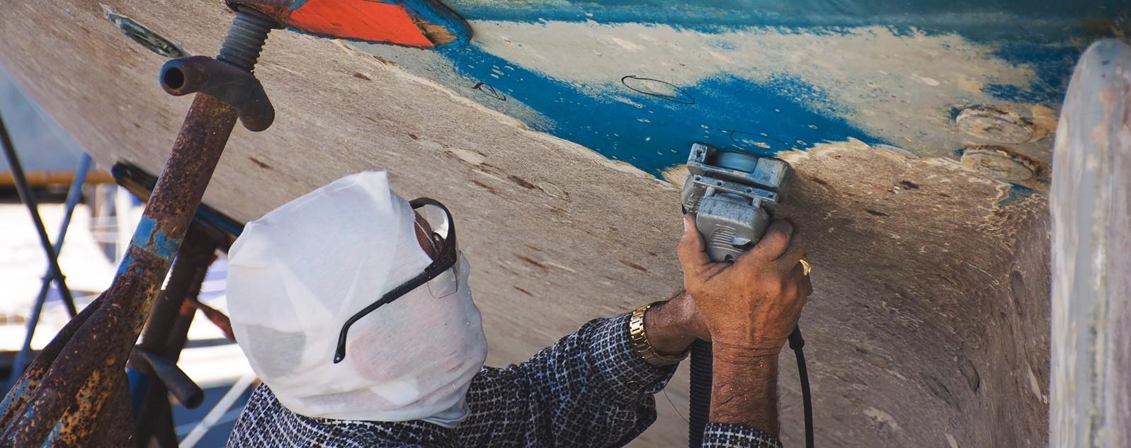 florida keys gelcoat repair